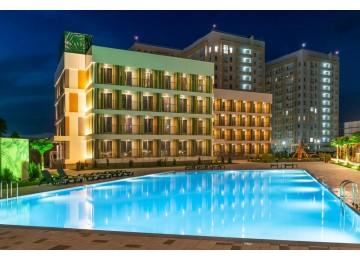 Питание All Inclusive | Отель «Джамайка» | Анапа