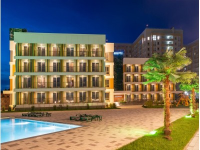 Отель Джамайка | Анапа| бассейн