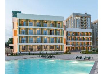 Подогреваемый бассейн | Отель «Джамайка» | Анапа